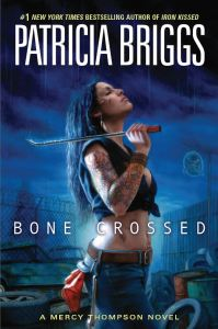 Bone Crossed by Patricia Briggs