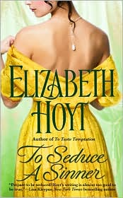 To Seduce a Sinner by Elizabeth Hoyt