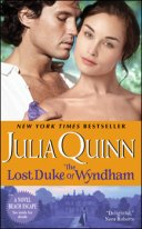 Lost Duke of Wyndham - book cover