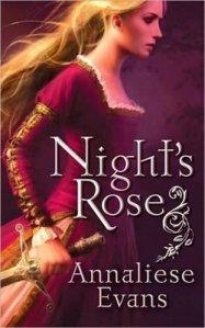 Night's Rose by Annaliese Evans