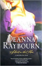 Silent on the Moor by Deanna Raybourn