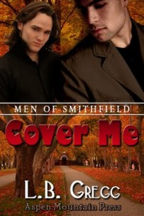 Cover Me by LB Gregg