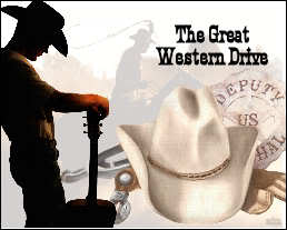 The Great Western Drive