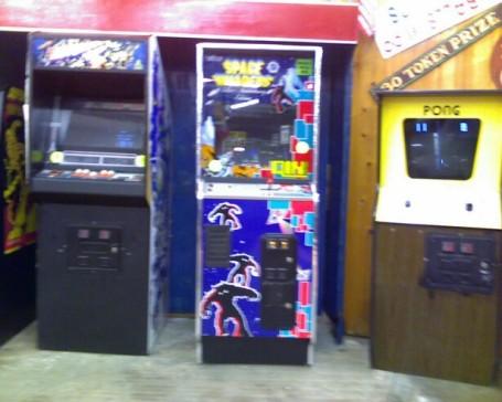 Classic games at Redondo
