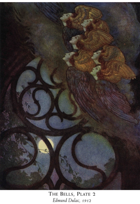The Bells by Edmund Dulac
